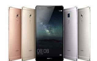 Huawei unveils 5.5-inch Mate S with Force Touch display