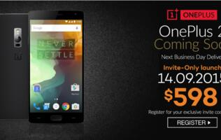 OnePlus 2 updates Singapore pricing while striking down grey imports