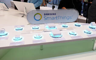Samsung's SmartThings Kit is everything you need to setup a Connected Smart Home