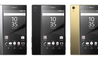 Sony unveils Xperia Z5 Premium, Z5 and Z5 Compact at IFA 2015