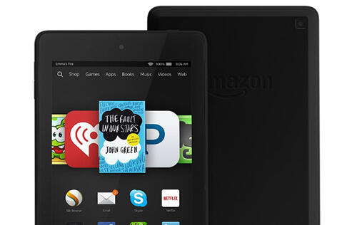 Amazon may release US$50 6-inch tablet in time for Christmas