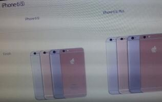 Alleged video of Apple's iPhone 6S leaked, reveals rose gold option and specs