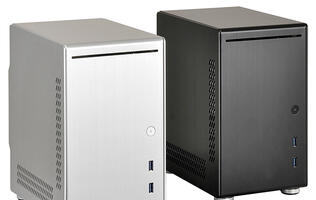 The new Lian Li PC-Q21 is a tiny but spacious mini-ITX chassis