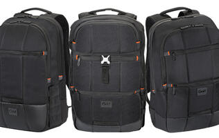 Get military grade-protection with Targus's new collection of backpacks