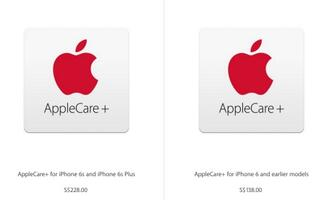 If you are buying AppleCare+ for iPhone 6s/6s Plus, be prepared to pay more
