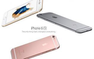 You can now register your interest for the iPhone 6s and 6s Plus with all three telcos