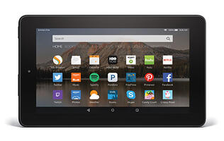 Here are four new tablets from Amazon, and an entirely new Fire OS