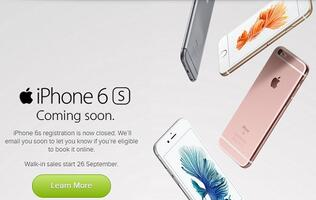 StarHub outs price plans for Apple iPhone 6s and 6s Plus