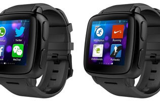 You can pre-order this Android Lollipop standalone smartwatch now