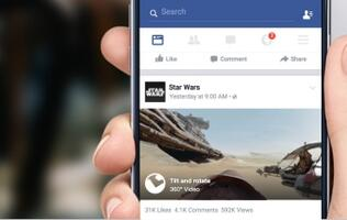 Facebook's new 360-degree videos will leave you wanting to watch more!