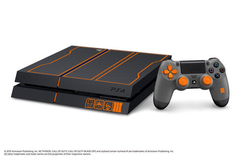 New Call of Duty Limited Edition PS4 unveiled