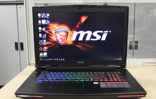 MSI GT72S 6QE Dominator Pro G: As dominating as ever, now with G-Sync and Skylake