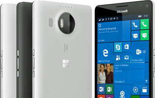 These are the specs of the new Microsoft Lumia 950, 950 XL and 550 handsets