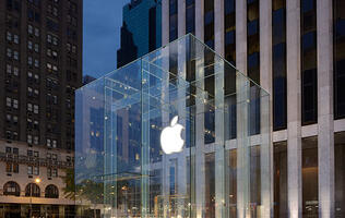 See how Apple's stores are built like temples