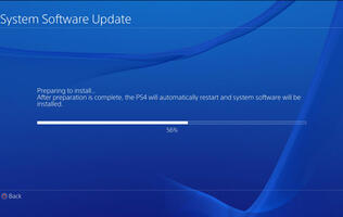 The PS4 finally gets its Version 3.0 update