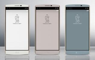 LG unveils V10 smartphone with two screens and two selfie cameras