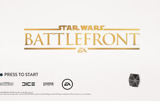 The Force is indeed with Star Wars Battlefront