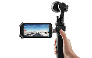 Need steady handheld 4K videos? The new DJI OSMO might be just the thing for you.