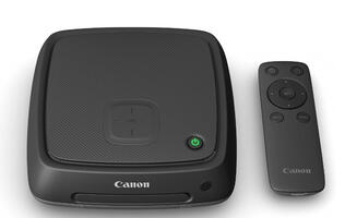 Connect with your loved ones through the new Canon Connect Station CS100