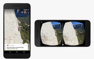 Google Cardboard is now compatible with Street View