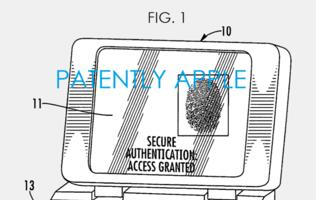 Your next MacBook could have a Touch ID fingerprint scanner