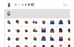 Microsoft's latest Windows 10 Mobile preview adds support for Unicode's diversity emojis