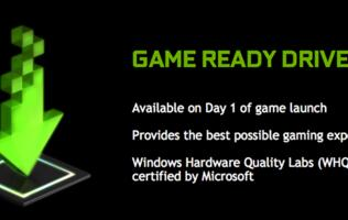 GeForce Experience will now be NVIDIA's preferred platform for distributing driver updates