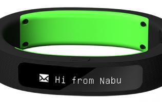 Razer's Nabu smartband set for end November release