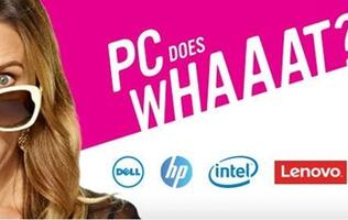 What's Intel, Microsoft and three other PC manufacturers saying about the PC now?