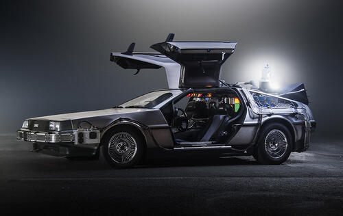 The 5 cars Doc Brown would use if Back To The Future was made today