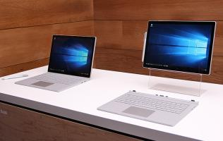 A fully decked Surface Book costs as much as a fully decked 15-inch MacBook Pro