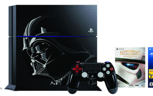 Interested in the Star Wars Limited Edition PS4? We know when you can get one (UPDATED)