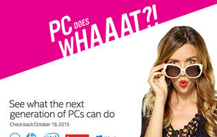 Microsoft and PC partners quietly revive Mac vs PC ads... without mentioning Macs