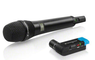 First looks: Going wireless with Sennheiser's AVX 835 SET
