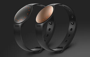 Meet the Shine 2, Misfit's new and more colorful fitness band and sleep monitor