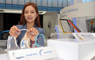 Samsung's new batteries could increase smartwatch battery life by 50%