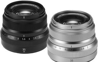 Fujifilm adds another lens to their weather-resistant line-up –the Fujinon XF35mmF2 R WR
