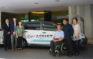 UberASSIST launches in Singapore to lend senior citizens a helping hand