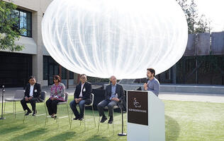 Tens of millions of Indonesians will get Internet access via solar-powered balloons