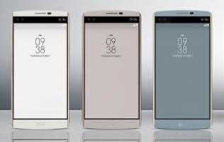 LG begins the global roll-out of its V10 smartphone this week