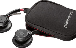 Plantronics brings added focus to the office with their latest headset: the Voyager Focus UC