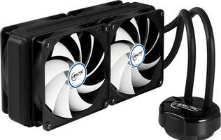 Arctic ventures into liquid CPU cooling market with two AIO coolers