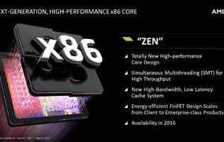 Rumor: AMD is busy getting its new Zen processor ready for launch