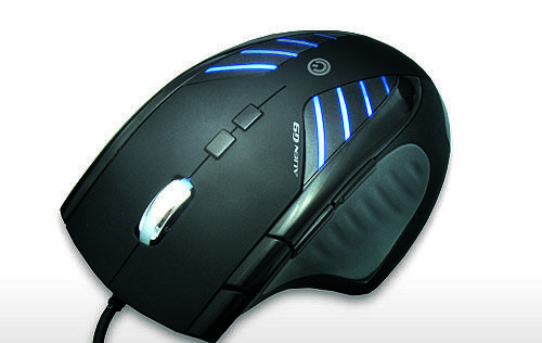First Looks: PowerLogic Alien G9 Gaming Mouse