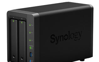 The Synology DiskStation DS716+ NAS system for power users will be available soon