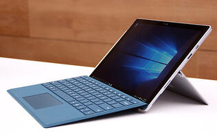 Here's how much the Surface Pro 4 will cost when it hits stores on Nov 19