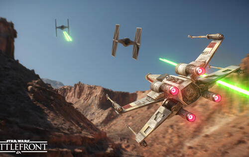 Battlegrounds we want to see in Star Wars Battlefront's upcoming DLC packs