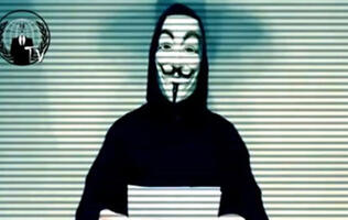 Anonymous declares war against ISIS in wake of Paris attacks