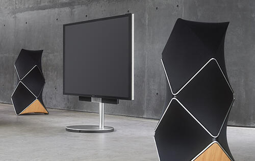 Bang & Olufsen celebrates their 90th anniversary with a $120,000 speaker