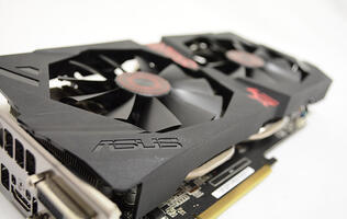 ASUS Strix Radeon R9 380X review: One more graphics card for the mainstream